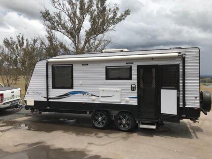 Living Edge Bellagio Caravan 2014