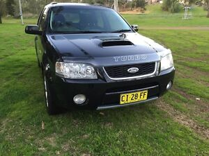 Ford Territory Ghia Turbo Muswellbrook Muswellbrook Area Preview
