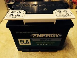 ENERGY 12V 90AH LEISURE BATTERY HEAVY DUTY (90 ah amp) 85 88 90 A DEEP CYCLE