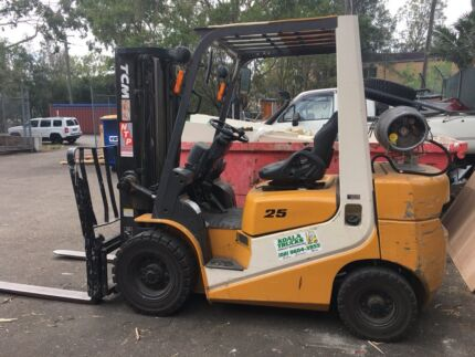 Forklift for sale. Good condition!