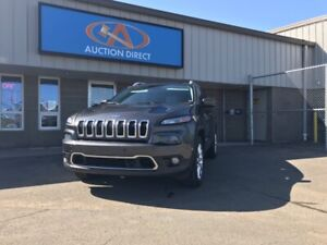 2014 Jeep Cherokee Limited LEATHER/BLUETOOTH/AC!!!