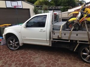 Holden rodeo v6 Teralba Lake Macquarie Area Preview