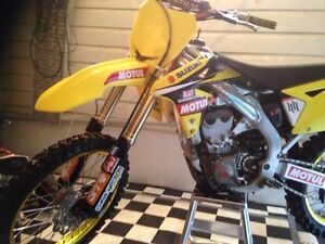 Rmz 450 2012 gold excel rims Muswellbrook Muswellbrook Area Preview