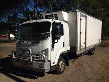 2008 Isuzu FRR600, Refrigerated/Freezer 10 pallet truck Greenacre Bankstown Area Preview