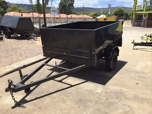 7 x 5 Trailer with Long Draw Bar & Rego Gosnells Gosnells Area Preview