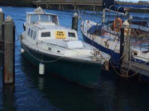 Yacht motor cruiser North Haven Port Macquarie City Preview