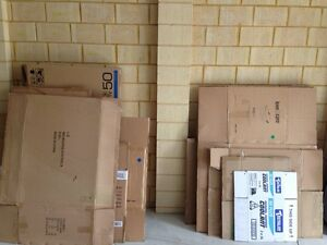 Moving boxes Nollamara Stirling Area Preview