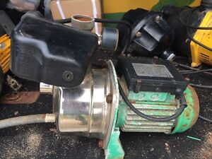 Used pressure pumps Beerwah Caloundra Area Preview