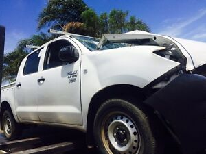 Wrecking Toyota Hilux 2009 work Mate Para Hills West Salisbury Area Preview