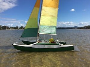 Catamaran Capercat 14 Peregian Beach Noosa Area Preview