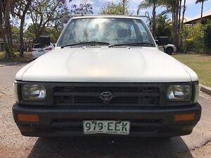 1997 Toyota Hilux Northgate Brisbane North East Preview