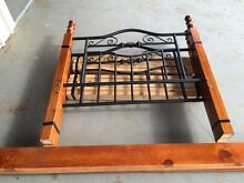 King single bed frame Windella Maitland Area Preview