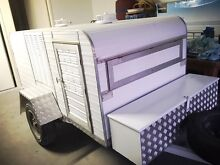 Toledo 3 berth dog trailer Muswellbrook Muswellbrook Area Preview