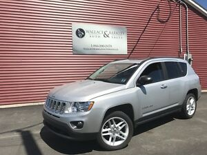 2012 Jeep Compass Limited