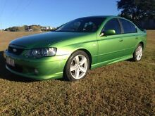 XR6 TURBO 2004 Ormeau Hills Gold Coast North Preview
