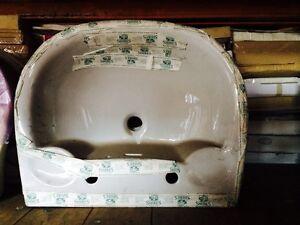 Shires Grey basin discontinued bathrooms