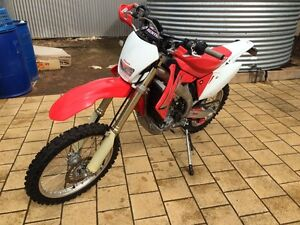 09 Honda CRF450X road trail bike Mannum Mid Murray Preview