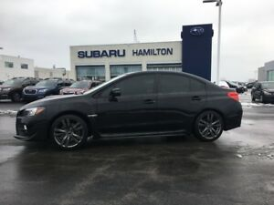 2017 Subaru WRX Sport-tech GORGEOUS | ACCIDENT FREE | BLIND-S...