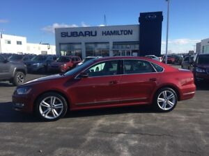 2015 Volkswagen Passat 2.0 TDI Highline DIESEL | ONE OWNER |...