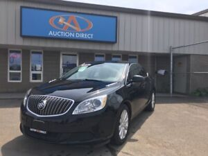 2016 Buick Verano New Tires, Alloys, Leather/Cloth