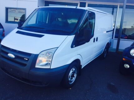 Ford Transit Van 2007 VM Turbo Diesel Manual