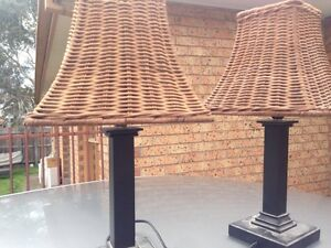 Pair of small lamps Moorabbin Kingston Area Preview