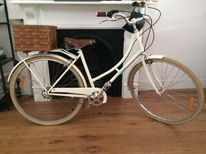 Papillionaire Ladies bicycle + accessories Paddington Eastern Suburbs Preview
