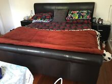 King Size Bed with matching side drawers and dressing for sale Springvale Greater Dandenong Preview