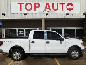 2010 Ford F-150 XLT 4x4 and Clean Interior !