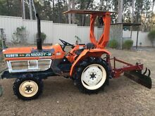 Kubota Tractor and attachments Murphys Creek Lockyer Valley Preview