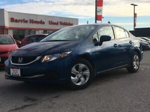 2015 Honda Civic LX A/C FUEL SAVER!!!