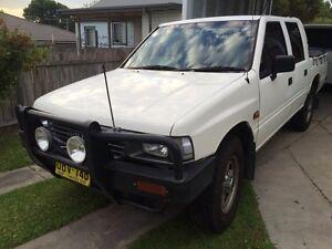 Holden Rodeo turbo diesel 4x4 1996 Birmingham Gardens Newcastle Area Preview