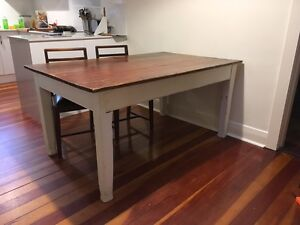 Baltic pine farm table Ironbank Adelaide Hills Preview