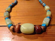 Wooden and Gemstone Necklaces and Bracelets Burrangong Young Area Preview