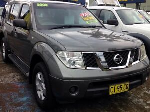 Nissan Pathfinder ST Swansea Lake Macquarie Area Preview