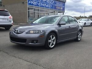 2006 Mazda 6 GS-I4 GS - ONE OWNER **2 SETS OF TIRES**