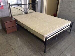 Queen size mattress St Peters Marrickville Area Preview