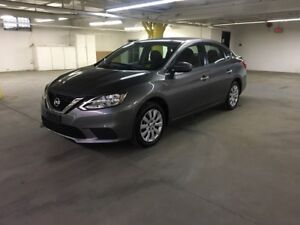 2016 Nissan Sentra 1.8 S 1.8L 4CYL, GREAT ON GAS, POWER MIRRORS