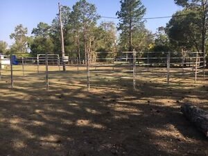 Horse/Cattle Yards For Sale Burpengary Caboolture Area Preview