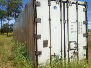 46ft  Insulated Shipping container Gympie Gympie Area Preview