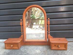 Lovely vintage Vanity top with mirror and two drawers Centennial Park Eastern Suburbs Preview