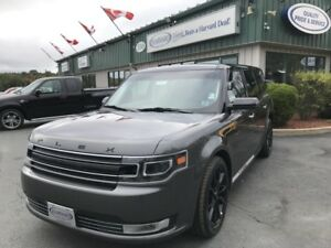 2017 Ford Flex Limited NAV/AWD/HEATED SEATS/LEATHER/SUNROOF/A...