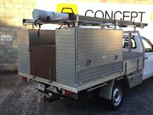 Custom toolboxes Suit tray back ute Southport Gold Coast City Preview
