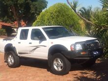 2004 Nissan navara d22 low km Alexander Heights Wanneroo Area Preview