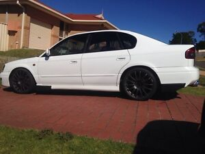 Subaru b4 turbo Wollongong Wollongong Area Preview
