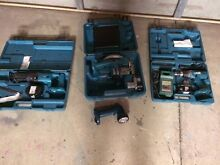 Makita 18v battery set Griffin Pine Rivers Area Preview
