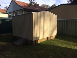 Garden sheds and slabs Carey Bay Lake Macquarie Area Preview