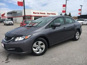 2014 Honda Civic LX PRICED TO SELL !!!