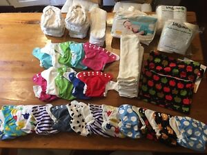 Bulk lot Cushie Tushies Modern Cloth Nappies Jarrahdale Serpentine Area Preview