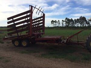 Bale wagon Raworth Maitland Area Preview